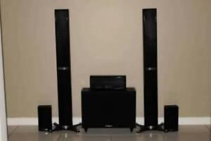 Wharfedale Achromatic 5.1 Surround Speaker System
