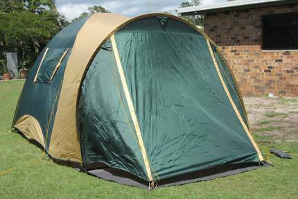 coleman overlander 6cv tent good condition & coleman overlander cv | Gumtree Australia Free Local Classifieds