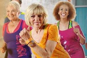 Zumba Gold Fitness for Older Active Adults Kenmore Brisbane North West Preview