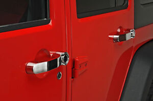 Rampage JK Stainless Door Handle Cover (RM87500)