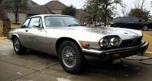 1988 Jaguar XJS  Classic V12 Coupe! Low miles! Reserve lowered!