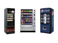 Vending Machine Rental South Wales