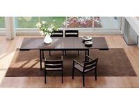 Porada extending dining table