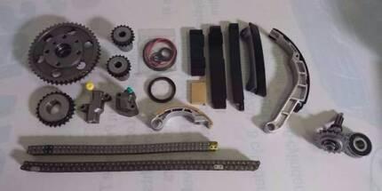 Nissan Navara Pathfinder YD25 Duplex double row timing chain kit