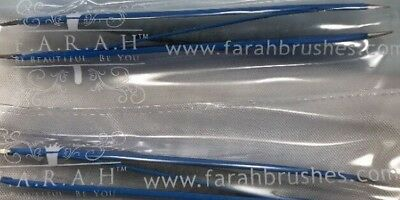 End Tweezer (2X F.a.r.a.h Brushes Z-Tweeze Dual Ended Tweezer ~ FARAH Brushes NEW!)