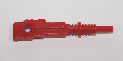 1986 Kenner Real Ghostbusters ECTO-1 Chair Long Red Gun Weapon Part