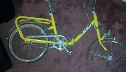Vintage Folding Bicycle Ebay