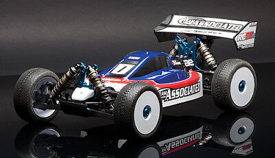 FREE SHIPPING! TEAM ASSOCIATED #80904 RC8Be Factory Team Kit