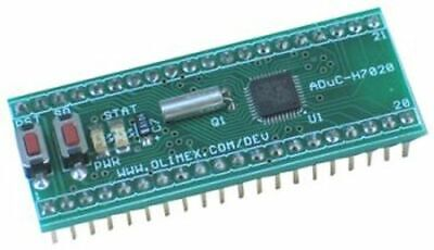 Analog Devices Aduc7020 Arm Header Board 40-pin Dip