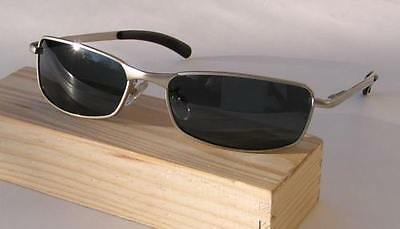 Sonnenbrillen Herren SET 2 modische Brillen  Metall im SET 5 TEILE  Geschenkset