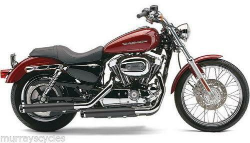 sportster black mufflers motorcycle parts ebay. Black Bedroom Furniture Sets. Home Design Ideas