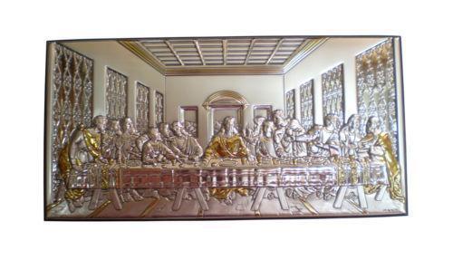 Last Supper Silver Ebay