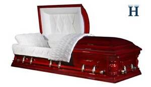 Funeral Caskets at 50-75% Off