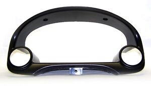 BLOX Racing Dual Gauge Pod Meter Cluster Bezel 52mm-60mm 96-00 Honda Civic NEW