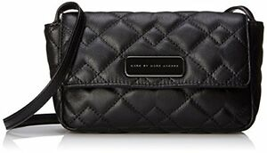 Marc by Marc Jacobs Black 'Julie' Cross Body Bag
