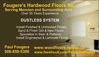 Fougeres Hardwood Floors!!!