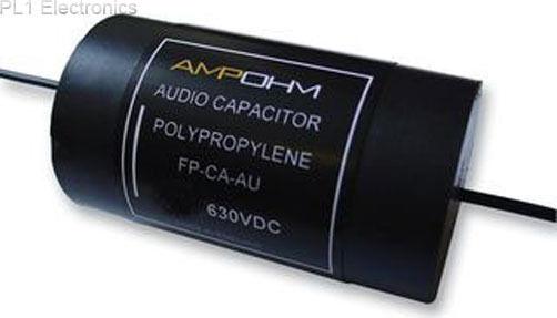 AMPOHM WOUND PRODUCTS - FP-CA-30-AU - AUDIO CAPACITOR, 30UF, 630V