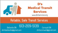Ride For Medical Appointments