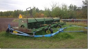 Various Farm Equipment from Organic Farm Operation