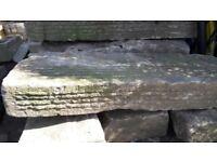 Large Reclaimed Sandstone steps