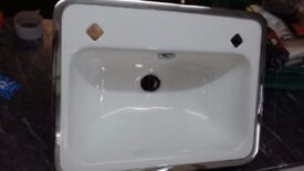 New Cast Iron sink