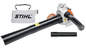 NEW STIHL SH56C-E Blower/Shredder Vac ON SALE AT DSR