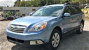 2010 OUTBACK AWD WAGON SNOW STOMPER LANDED CALL NOW !