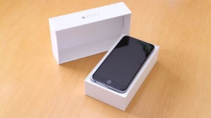 iPhone 6 Plus 128GB Space Grey Bondi Junction Eastern Suburbs Preview