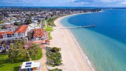 Beachfront unit to share