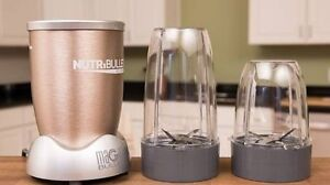 Nutribullet 900 series Gold Edition Robina Gold Coast South Preview