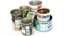 WANTED: unwanted empty cans & tins for recycling project Thebarton West Torrens Area Preview