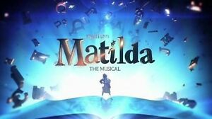 Matilda the Musical tickets x 2 Glenvale Toowoomba City Preview
