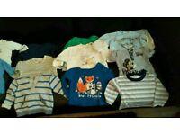 Boy Clothes 0-6months