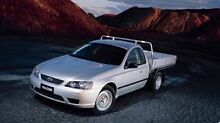 Ford BA Falcon Ute MK2 sale Airlie Beach Whitsundays Area Preview