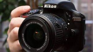 Nikon D3300 + lens + case Newnham Launceston Area Preview