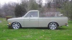 WANTED TO BUY DATSUN 521 ute. And v521 van wagon. Maryborough Fraser Coast Preview