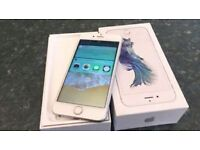Apple iPhone 6s 64Gb Silver Unlocked Excellent Condition