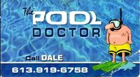 SWIMMING POOL DOCTOR IS BOOKING DATES