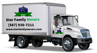 STAR Family Movers, we are Experienced and always ready to help