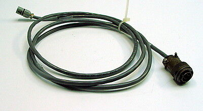 Aplha Awg Wire Shielded Multi-conductor Cable Connector 0336-699-03 110904spe