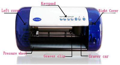 New A4 Plotter Cutting Machine Portable Sticker Vinyl Cutter 1952000mm