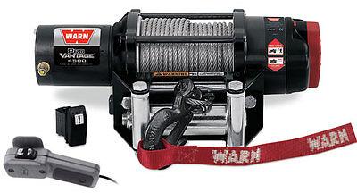 Warn Provantage 4500 Winch w/Mount Yamaha Rhino 450 4x4 06-11