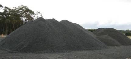 Crushed Rock/Blue Metal - A GRADE Quality (Screened)