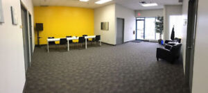 Rent Warehouse space for Short Term - www.sharedworkspace.ca