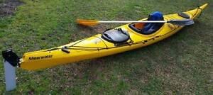 Shearwater Sea Kayak - Comfortable durable Mandurah Mandurah Area Preview
