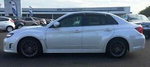 2012 Subaru Impreza G3 MY13 WRX AWD White 5 Speed Manual Sedan Berrimah Darwin City Preview