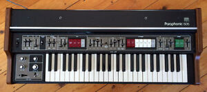 ROLAND RS-505 Paraphonic (vintage analog string machine synth)