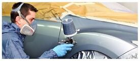 CAR BODYSHOP workshop TO RENT let IN RAINHAM