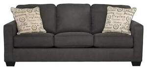 Ashley Grey Alenya Sofa.