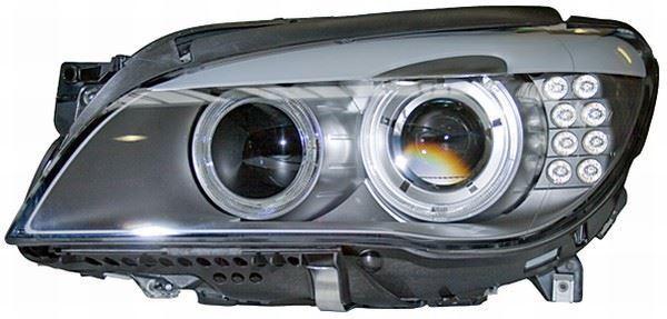1LL 354 689-041 HELLA Headlight Right